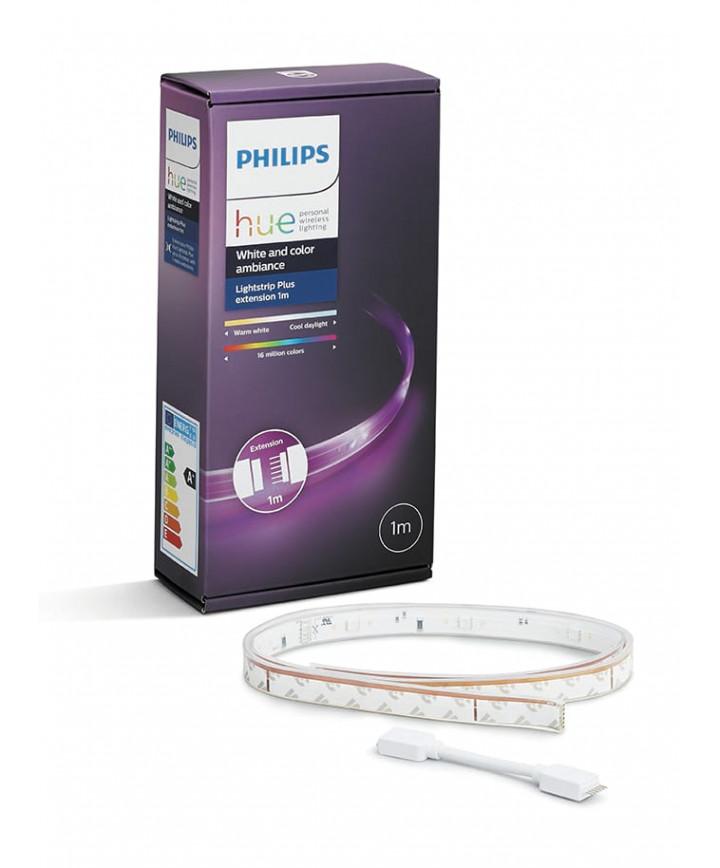 bc351d3e9b8 Philips Hue LightStrips PLUS Startsæt - 2meter - gratis fragt på ...