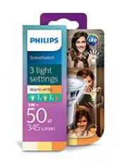 GU10 - Philips SceneSwitch Spot - 3 indstillinger