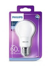 E27 - Philips Classic LED - 7.5W - 6500K