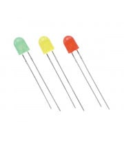 5mm Diffus Lysdiode