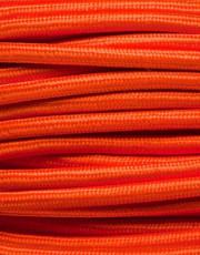 Orange stofledning