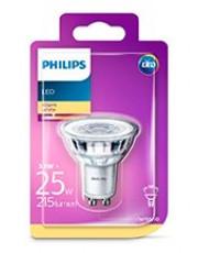 GU10 - Philips LED Spot 3.1W - 215lm