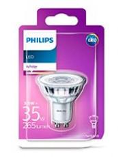 GU10 - Philips LED Spot 3.5W - 265lm