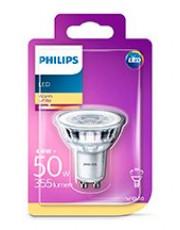 GU10 - Philips LED Spot 4.6W - 355lm