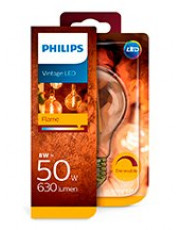 E27 - Philips LED Pære 7.5W - 630lm