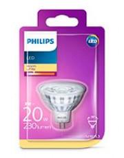 GU5.3 - Philips LED Spot 3W - 230lm
