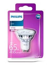 GU10 - Philips LED Spot 5W - 460lm