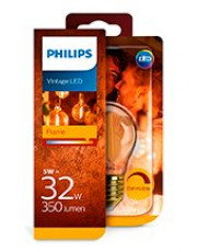 E27 - Philips LED Pære 5W - 350lm