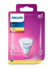 GU4 - Philips LED Spot 2.3W - 184lm