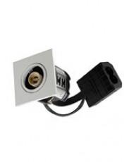 AD10 Indbygningsspot - Uden lyskilde - GU10 - Hvid