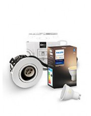 Philips Hue White Ambiance + HiluX D10 indbyg - BT