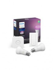 E27 - Philips Hue Farvet Starter Kit