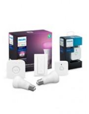 E27 - Philips Hue Farvet Starter Kit + Hue Motion Sensor