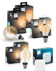 2x Philips Hue Filament + 2 x Globe + 2 x Globe XL + Bridge