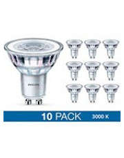 GU10 - Philips LED Spot - 4.6W - 10-pack