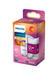 GU10 - Philips LED Spot - 3.8W - Warm Glow - CRI>90