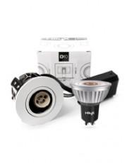 HiluX D10 Indbygningsspot - inkl. HiluX R9 LED spot