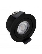 HiluX D3 LED Spot 5W - Ra97 - 380LM - 2700K - Sort Udendørs