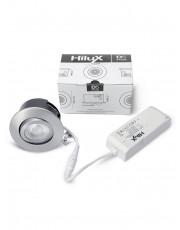 HiluX D5 Indbyg V.3 - 2700K - 390LM - Ra97 - Børstet