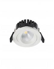 HiluX D9 Gyro LED Spot 8W - Ra97 - 638LM - DimTone - Hvid