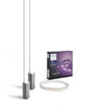 Philips Hue Gaming - 2 x Signe Gulvlampe + LightStrip