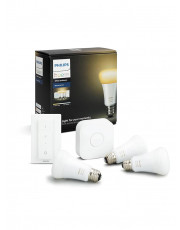 E27 - Philips Hue Ambiance Starter Kit + Motion sensor