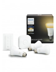 E27 - Philips Hue Ambiance Starter Kit - Uden BT