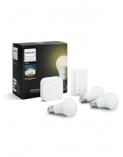 E27 - Philips Hue White Starter Kit + Motion Sensor