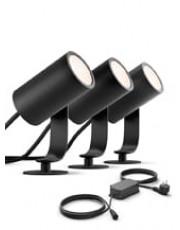 Philips Hue Lily - Base Kit - Udendørs - Inkl. motion sensor