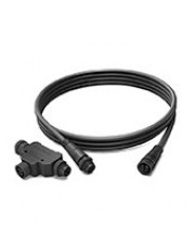 Philips Hue Outdoor - 2,5m kabel + T-stykke