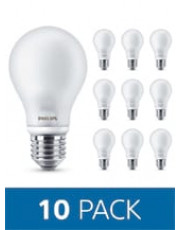 E27 - Philips Classic LED - 4,5W - 10 Pack