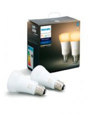 Philips Hue Ambiance LED pære - E27 2-PACK - BT