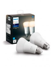 Philips Hue White LED pære - E27 2-PACK - BT