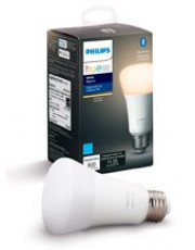 Philips Hue White LED pære - E27 Hvid - BT