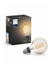 Philips Hue LED pære - E27 Filament Globe