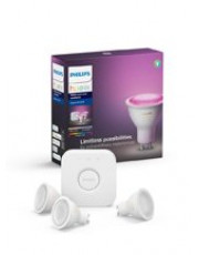 GU10 - Philips Hue Farvet Starter Kit - BT