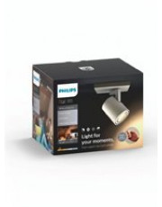 Philips Hue Runner Spot - Hvid - U. Bluetooth - Inkl. Dimming Switch