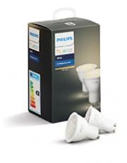 Philips Hue White LED spot - GU10 2-pack