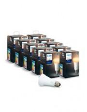 Philips Hue White Ambiance LED pære - E27 - 10-pak