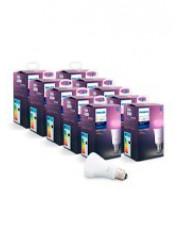 Philips Hue Color LED pære - E27 - 10-pak