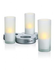 Philips Imageo CandleLight - 3 stk