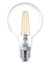 LED Globepære - Philips - 9,5cm - Dæmpbar