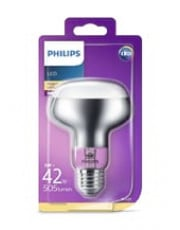 E27 - Philips LED Reflektor - 5W