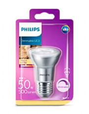 E27 - Philips LED Reflektor - 6W
