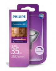 MR16 - PHILIPS LED Spot - 6.3W - Dæmpbar