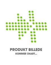 Holder til 8 mm dioder (Krom plast)
