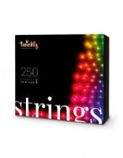 Twinkly Strings Lyskæde - Farvet lys - 20m - 250 Lys