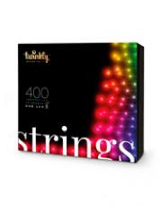 Twinkly Strings Lyskæde - Farvet lys - 32m - 400 Lys