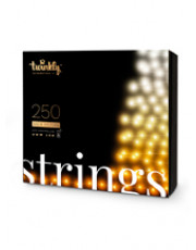 Twinkly Strings Lyskæde - Gold Edition - AWW - 20m - 250 Lys