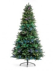 Twinkly Juletræ - RGB - 400 lys - 1,82 m